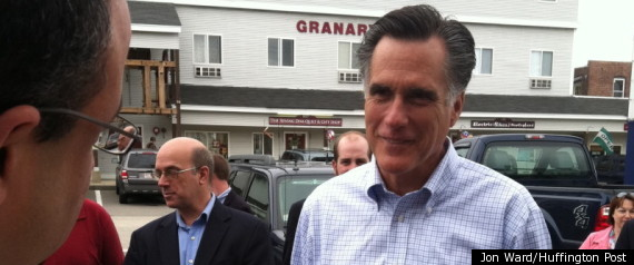 MITT ROMNEY DERRY NH