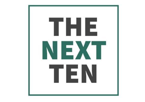 the next ten logo