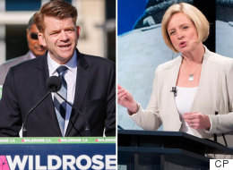Wildrose Leader Warns Against 'Accidentally' Electing NDP