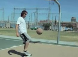 Steve Nash Trick Shot Video