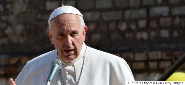 Pope To Elderly Churchgoers: 'I'm A Little Old And A Little Sick'