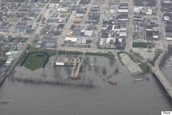 ottawa flood rare