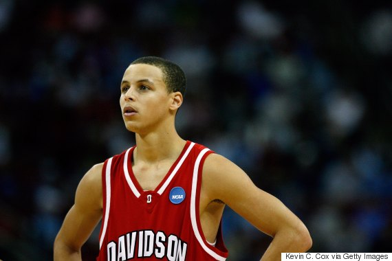 Stephen Curry's Journey From Unwanted College Recruit To ...