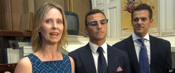 Gay Marriage Bill Heads To GOP Senate; Sean Avery, Cynthia Nixon In Albany ...