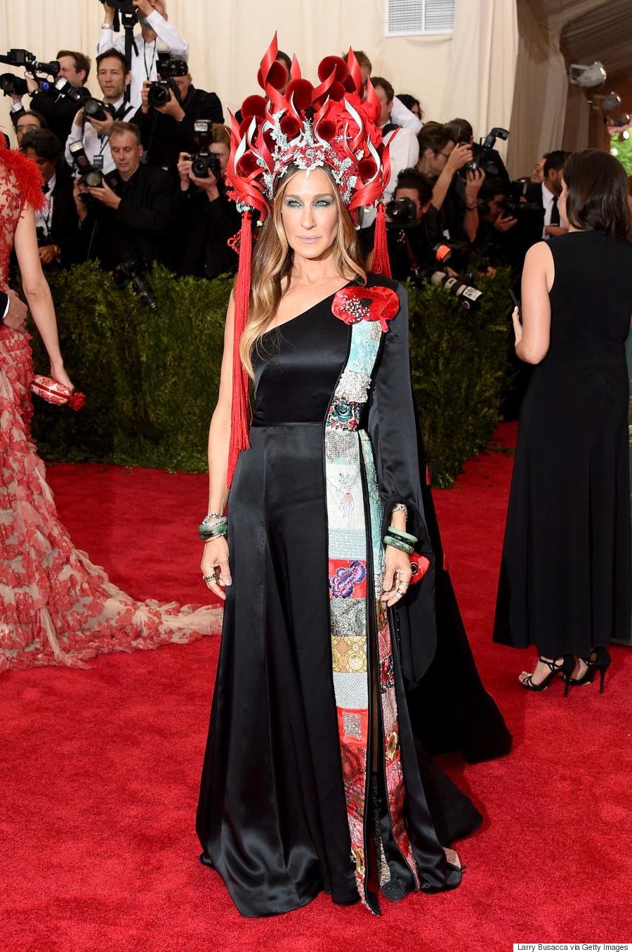 Sarah Jessica Parker's Met Gala 2015 Dress Will Definitely ...