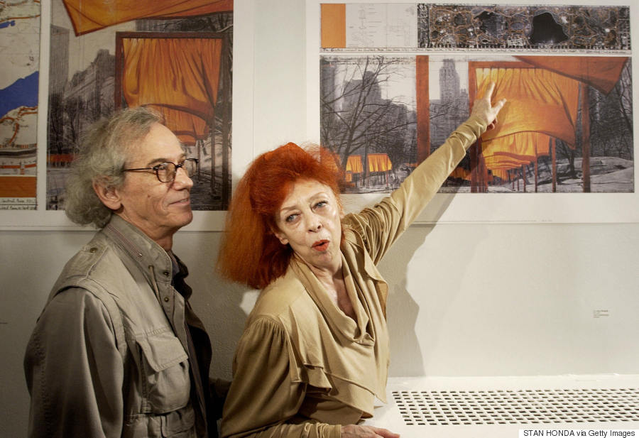 christo and jeanneclaude