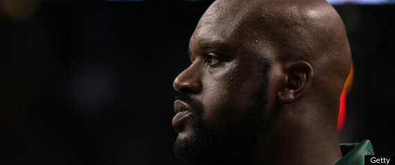 SHAQUILLE ONEAL KIDNAPPING