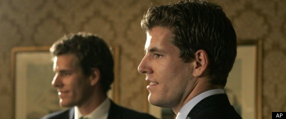 WINKLEVOSS FACEBOOK LAWSUIT