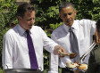 Greasy Burgers, Sausages Don't Belong In President's Photo-Op