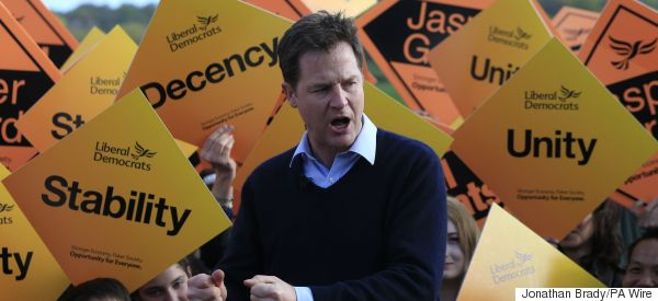There Could Be A Second Election Before Christmas, Predicts Nick Clegg