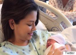 ¡Nació Giulietta!... Felicidades, Ana Patricia