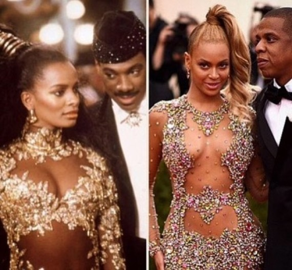 coming to america beyonce met gala