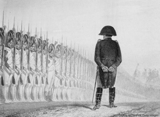 napoleon bonaparte 1821