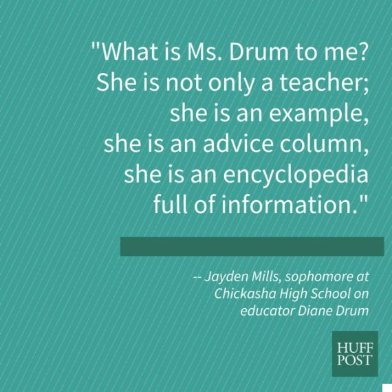 9 Quotes From Students And Parents On Teachers Who Changed ...