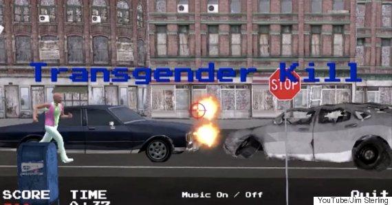 transgender kill
