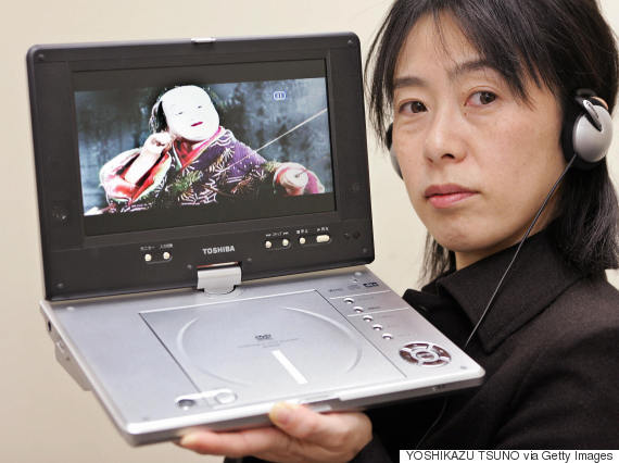 portable dvd player 2005
