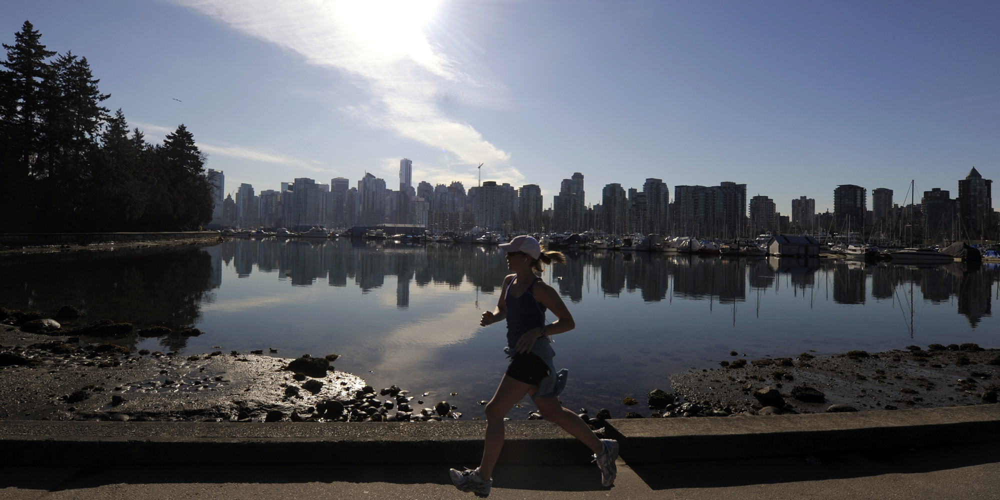 Vancouver Most Expensive City To Live In North America The Economist