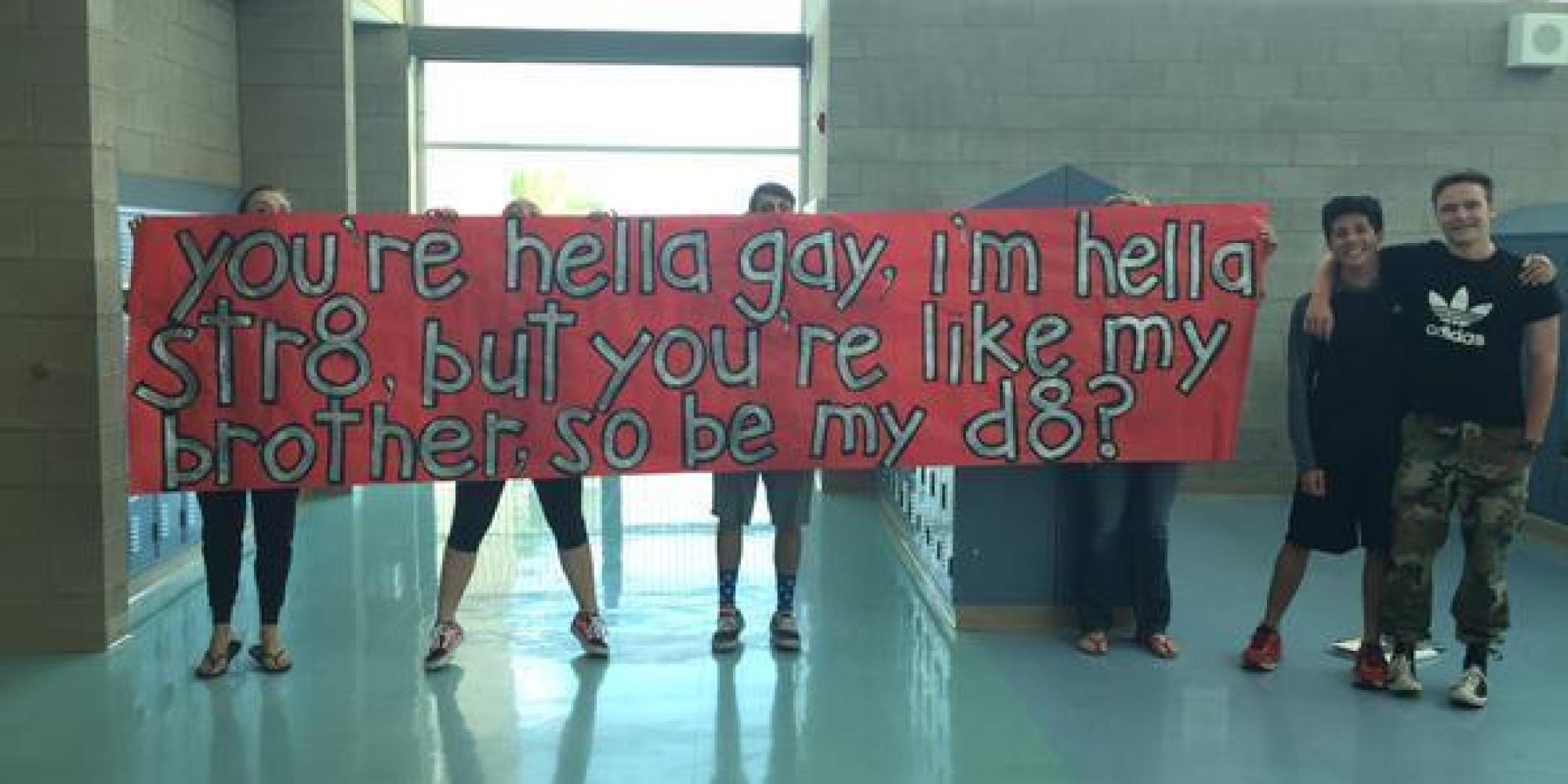 Las Vegas Walmart Reportedly Refuses To Print Gay On