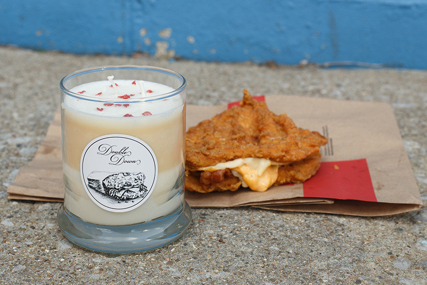 double down candle