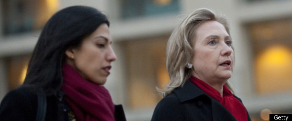 Huma Abedin Returns To Washington