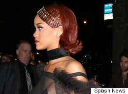Who Did RiRi BAN From Her Star-Studded Met Gala After-Party?