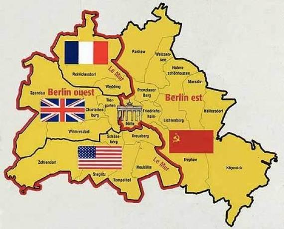 berlin carte 1945