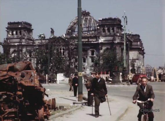 vidéo berlin 1945