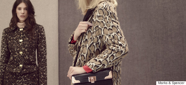 Marks & Spencer's Autumn/Winter Collection Is Here And You're Going To Want It All