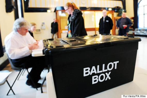 polling station uk