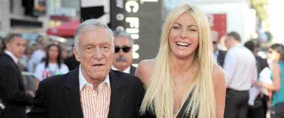 Crystal Harris Hugh Hefner