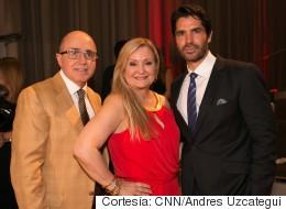 Famosos acompañaron a CNN en Español en el lanzamiento de su múltiple plataforma
