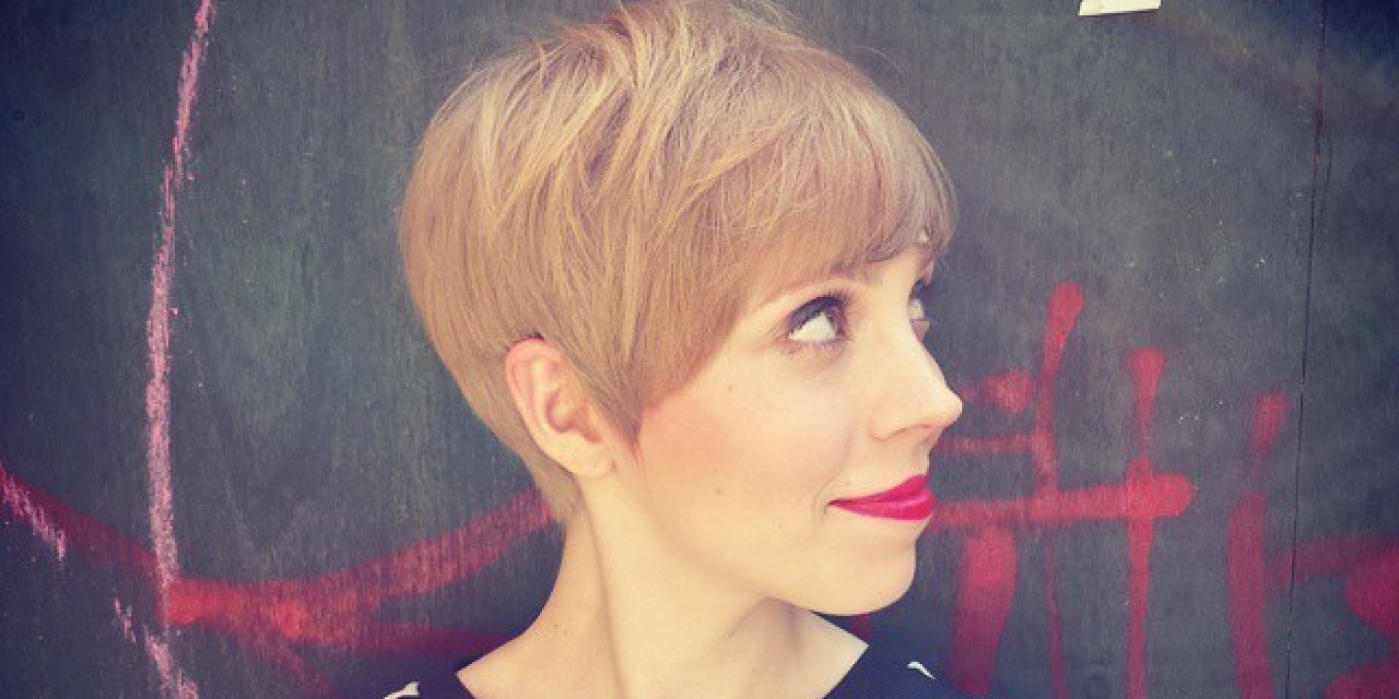 36 short hairstyles that are a cut above the rest | huffpost