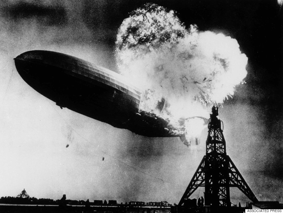 Image result for hindenburg photos