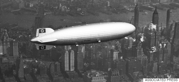 LOOK: Lesser Known Photos From The Hindenburg Disaster