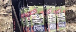 QUAND LE SHOW DEVIENT BUSINESS