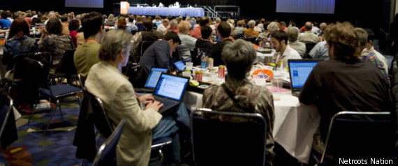Netroots Nation 2011 Live Video