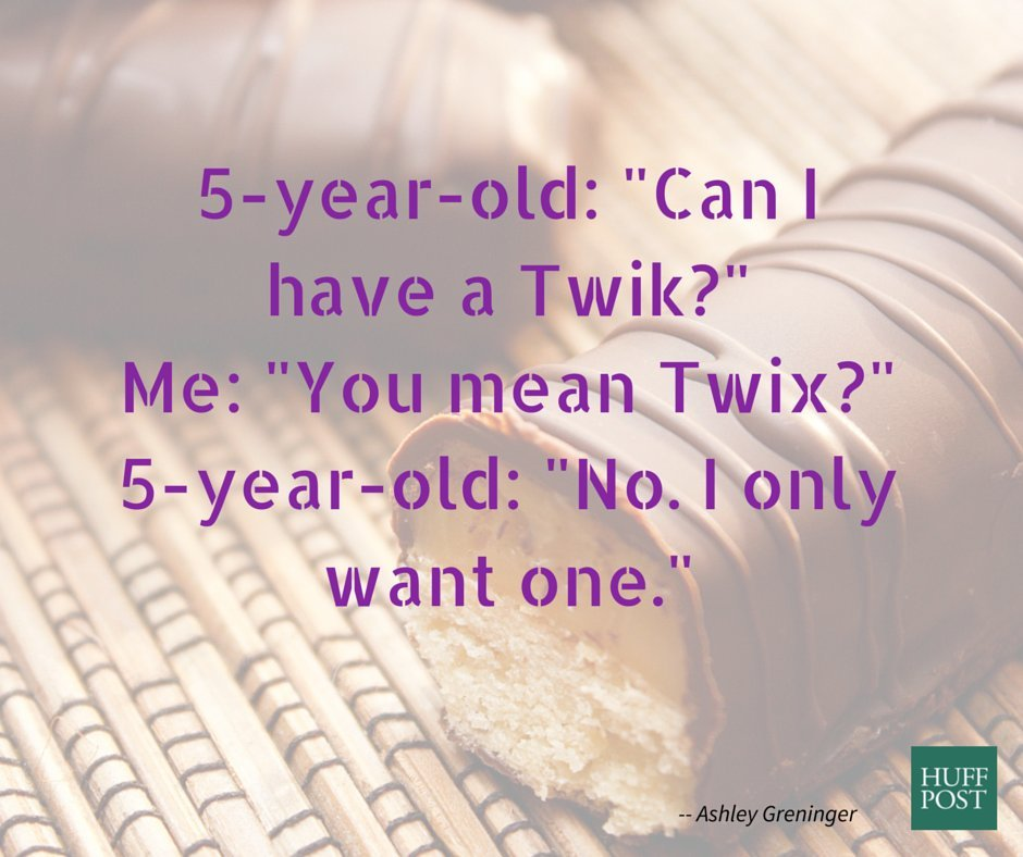 17 Kid Quotes That Will Make You Laugh So Hard You'll Cry | HuffPost