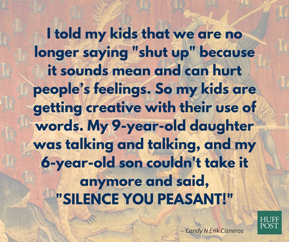 17 Kid Quotes That Will Make You Laugh So Hard You Ll Cry Huffpost