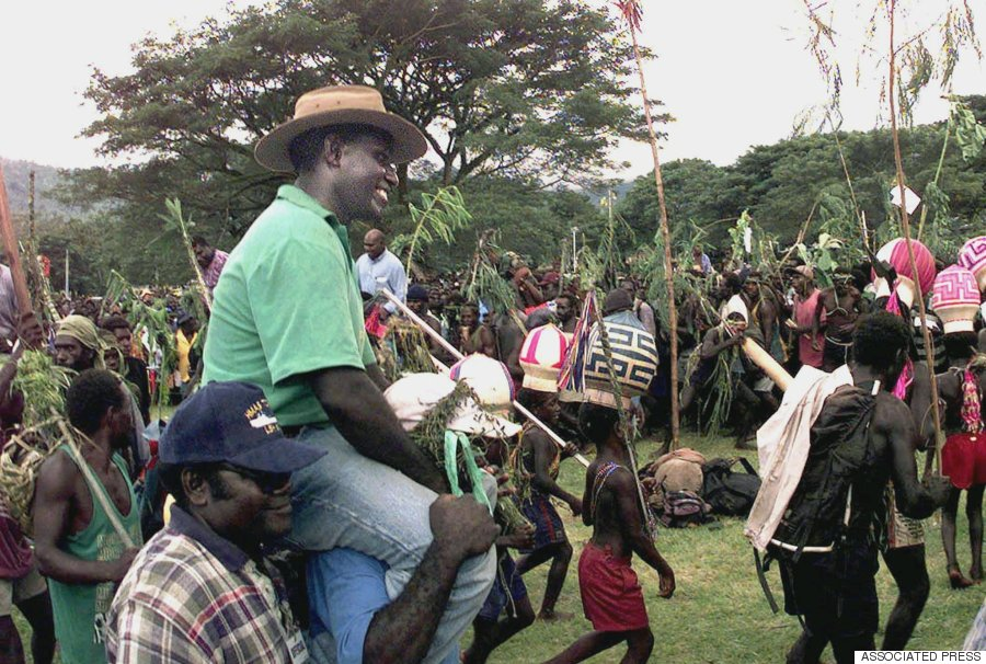 bougainville papua new guinea