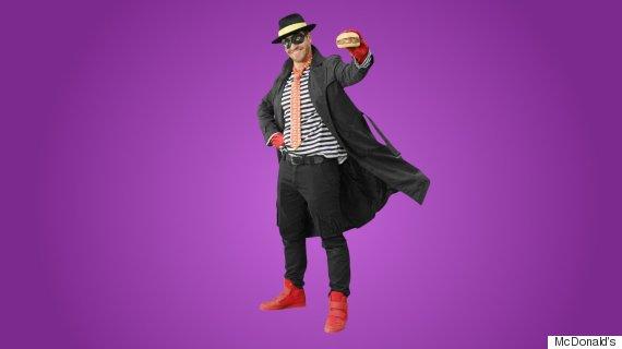 McDonald's Relaunches New, Grown-Up Hamburglar Mascot ...