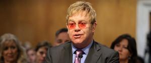 Elton John Senate