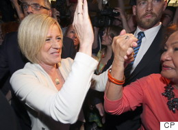 Why The Orange Revolution Is Not About Rachel Notley