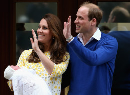 William And Kate Escape To Country Home With Children
