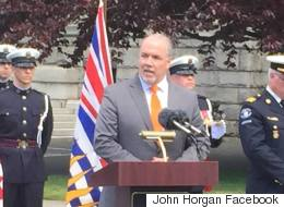 B.C. NDP Will Benefit From Alberta Triumph: Horgan