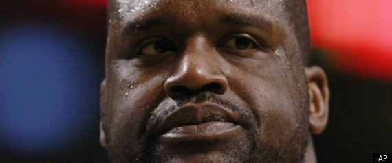 SHAQUILLE ONEAL DENIES BEATING