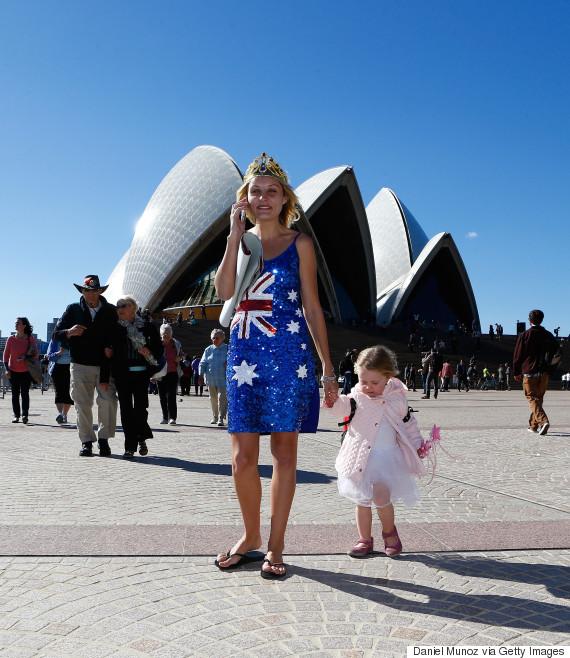 prince harry australia fan