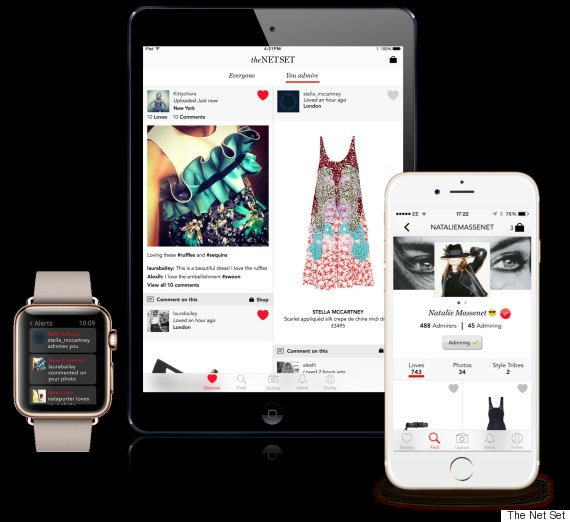 Net-A-Porter to launch social network