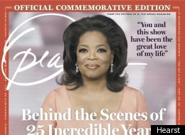 Oprah Looks Back At Her Show's Early Days