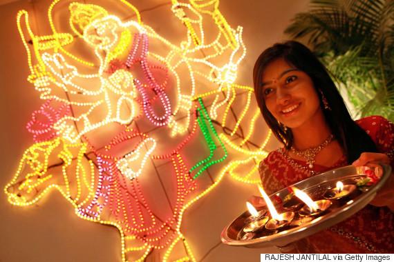 hindu woman young