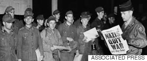 MAY 8 1945 NEWSPAPER